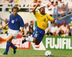 World Cup 1994 - Brasil x Itália - 17 Julho - Rose Bowl