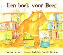 Een boek voor Beer - Bonny Becker