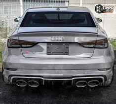 Audi - RS3 Sedan 17'