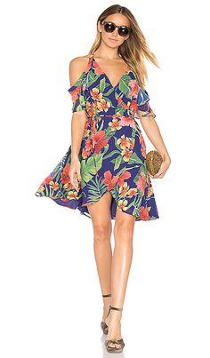 :: x REVOLVE Delta Dress ::