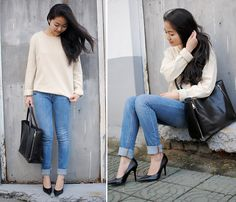 Cream simple  BY MEIJIA S., BLOGGER, ENGLISH TEACHER, LIFE LOVER FROM SHANGHAI