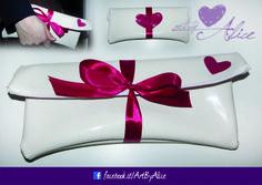 pochette romantica per San Valentino_Art by Alice 2014