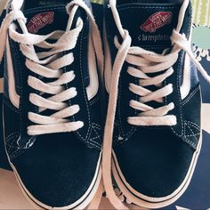 Vans Vans La Criptados                                             Size 6.5 men= size 8 women  Some glue marks on the rubber but other then that they are in good quality  Super in right now.                                                   Ready to be shipped! Vans Shoes Sneakers