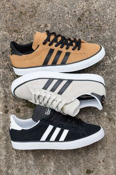 The Best Men's Shoes And Footwear : adidas Skateboarding Campus Vulc II (Chewy Cannon Signature) -Read More – Best Shoes For Men, Men S Shoes, Sneakers Fashion, Fashion Shoes, Mens Fashion, Fashion Outfits, Adidas Skateboarding, Adidas Campus, Adidas Superstar