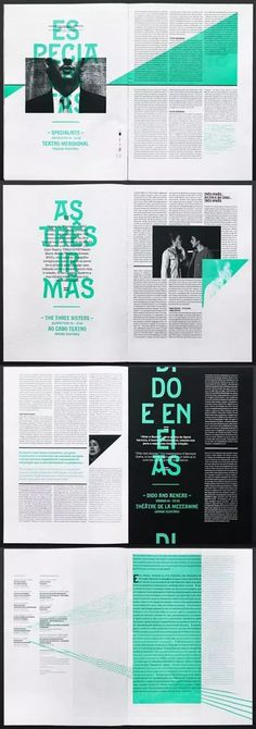 Booklet Inspirations | Maria Efremova/Advertising Design