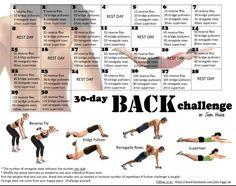 30 day fitness challenge - Google-søgning