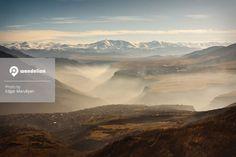Great Armenian #landscapes: beautiful #Lori region. #Armenia #panoramicview #landscapephotography