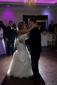 First Dance - the event center at blue - Reflections Creative Photography