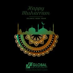 Happy Muharram !  #HappyMuharram #IslamicNewYear #Wishes Happy Muharram, Islamic New Year, We Are Hiring, Movie Posters, Film Poster, Billboard, Film Posters