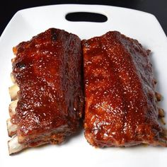 BBQ Ribs Recipe Oven then Grill Cooking the Best BBQ Ribs Recipe BBQ Ribs Recipe Oven then Grill. Every BBQ ribs recipe comes in different ways of preparations and cooking styles. Ribs Au Barbecue, Oven Baked Ribs, Ribs On Grill, Beef Ribs, Baking Ribs In Oven, Spare Ribs In Oven, Oven Roasted Ribs, Bbq Grill, Rib Recipes