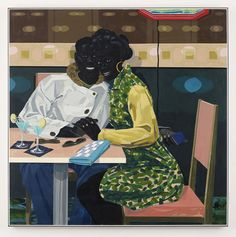 Paintings by Kerry James Marshall