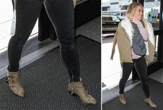 Hilary Duff- Charlotte Olympia Platform Sandals are Hot with Celebs