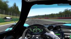 Project Cars - Pagani Cinque Roadstar ( Onboard ) -  Spa-Francorchamps