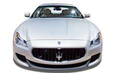 Coche Super Berlina #Maserati Quattroporte