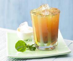 Rezept: Pikanter Möhren-Cocktail