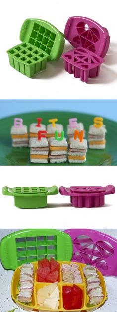 funbites for picky eaters!