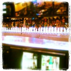 40 beers on tap @Bambooze in Whittier, Ca