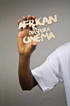 African & Diaspora Cinema promo materials. This is the kind of thing that would make our neighborhood proud.