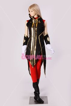Tales of the Abyss - Tear Grants Cosplay Costume Version 02, $136.95