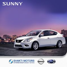 Ready to Go with the #NissanSunny - Shakti Nissan Book your Test Drive with us: https://goo.gl/LUsWG5 #SunnyCars #Sunny #BookSunny #Datsun #DatsunCar