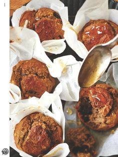 Ontbijtmuffins Powerfood, Rens Kroes