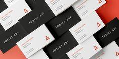 Tobias Adv branding on Behance (StudioBah)