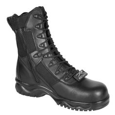 Forced Entry 8'' Side Zipper Composite Toe Tactical Boot Rothco. $66.49