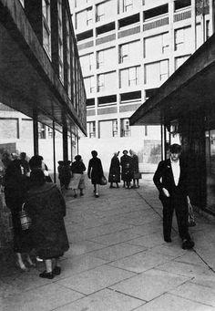 Park Hill Estate, Sheffield, England, 1961 (Jack Lynn & Ivor Smith, Sheffield City Architect's Department)