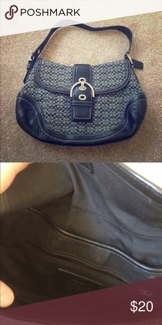 Coach purse Medium coach purse, never used in great condition. Make me an offer! Coach Bags