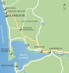Seabrook Washington coast cottages