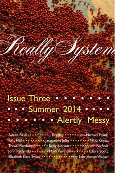 Really System Issue 3 coming Friday!