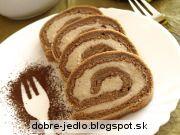 Jednoduchá gaštanová roláda Pancakes, Cupcake, Breakfast, Food, Morning Coffee, Cupcakes, Essen, Pancake, Cupcake Cakes