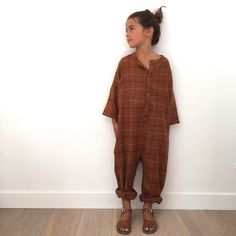 Image of Combinaison ATLAS PLAID ♥ Nico Nico clothing
