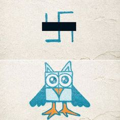 People In Berlin Came Up With A Creative Way To Fight Swastikas