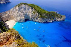 cool جزيرة زاكينثوس باليونان تأخذك إلى عالم من الخيال