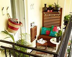 ¡¡Consejos para decorar una #terraza pequeña!!  #Decoración