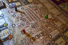 Lords of Waterdeep has quickly become a Pack favorite on board game nights.