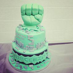 Torta Hulk
