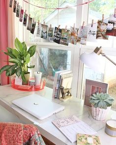 Double-Duty Playroom Makeover | Pink and pretty, this space does some heavy lifting by incorporating a home office and playroom. #playroom #kids #homeoffice #ad #momlife #homedesign
