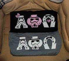 Stormtrooper #alphaphiomega letters