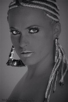 Isaac Meyers- Makeup Artist & Stylist.