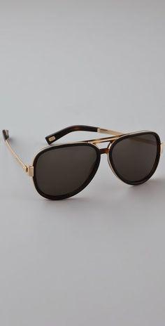 199e26a387 Marc Jacobs Sunglasses Aviator Sunglasses