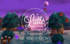 "mayorkathy: "" Lattè finally has a DA! I wanted to wait until I found a purple sunrise to set my DA in. It's taken me so long but I finally found one. I'd love for you guys to visit! Please use the tag #mayorkathy so I can see your posts! ☕  Lattè's..."