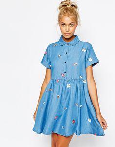 ASOS dress...like it!