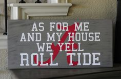 Roll Tide ♡♥♡♥ Dad needs this =]