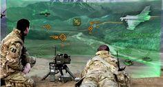 Tecnoneo: Gran Bretaña desarrolla libélulas robot y láseres de defensa futuristas