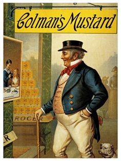 Colman's Mustard Giclee Print at AllPosters.com