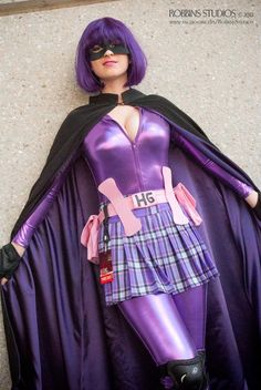 Hit Girl #cosplay