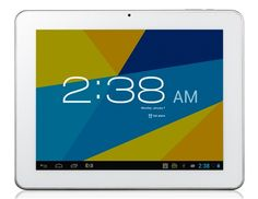 Android 4.1.1 Quad Core Tablet PC with Picture-in-Picture, External 3G & Capacitive Touch (8GB) (White)