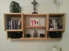 Wall unit with options